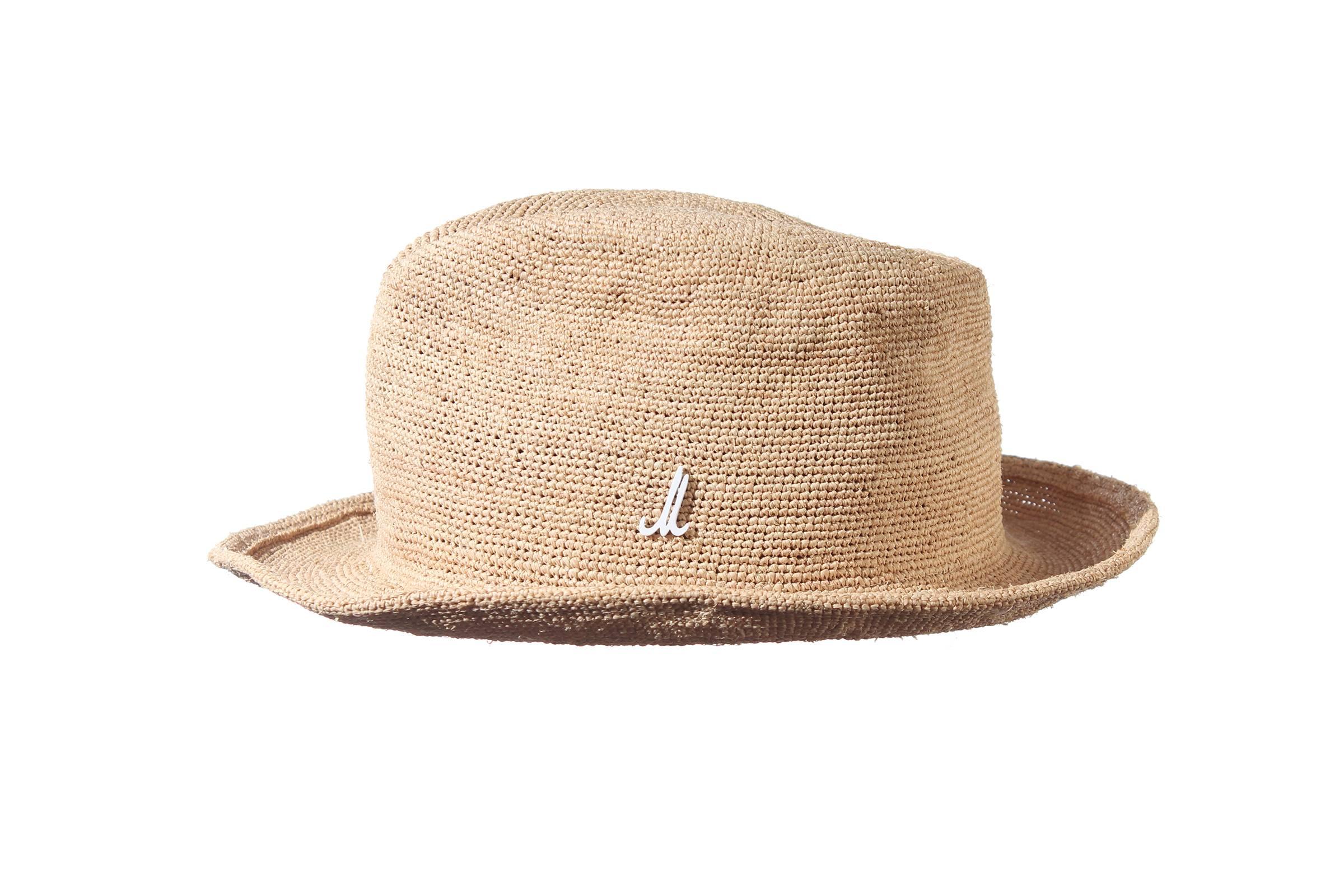 gentleman's hat GRAF THEO Raffiacrochet