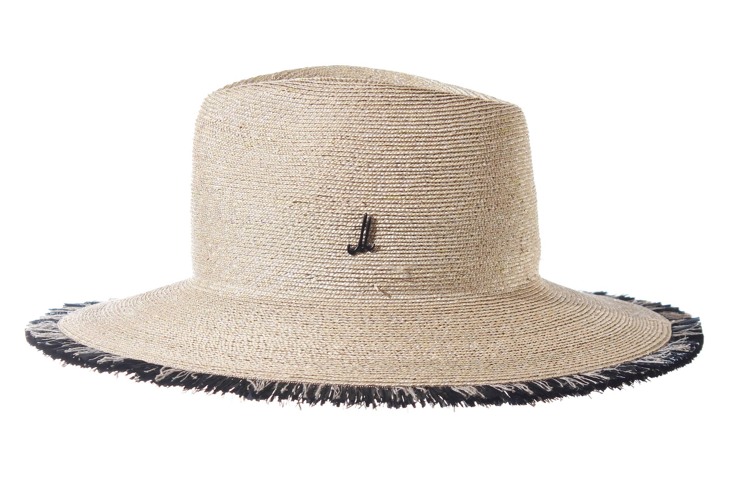 traveller GIL ALESSIO strawbraid extra fine / fringes