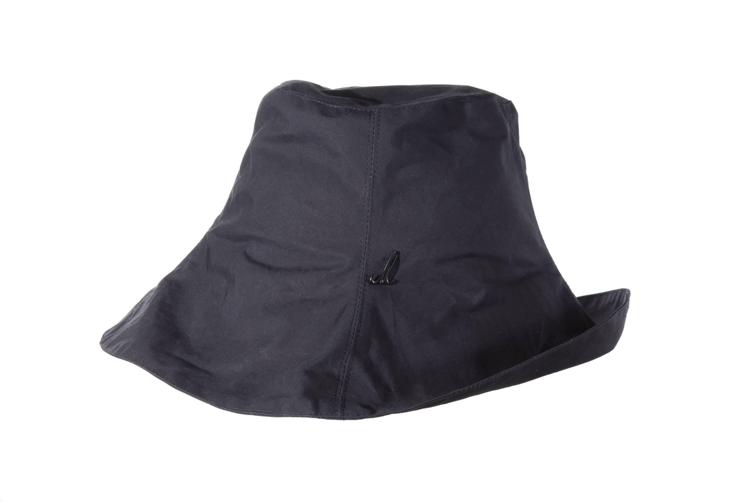 VERONIKA - rain hat - Baumwolle gewachst  aa602770637