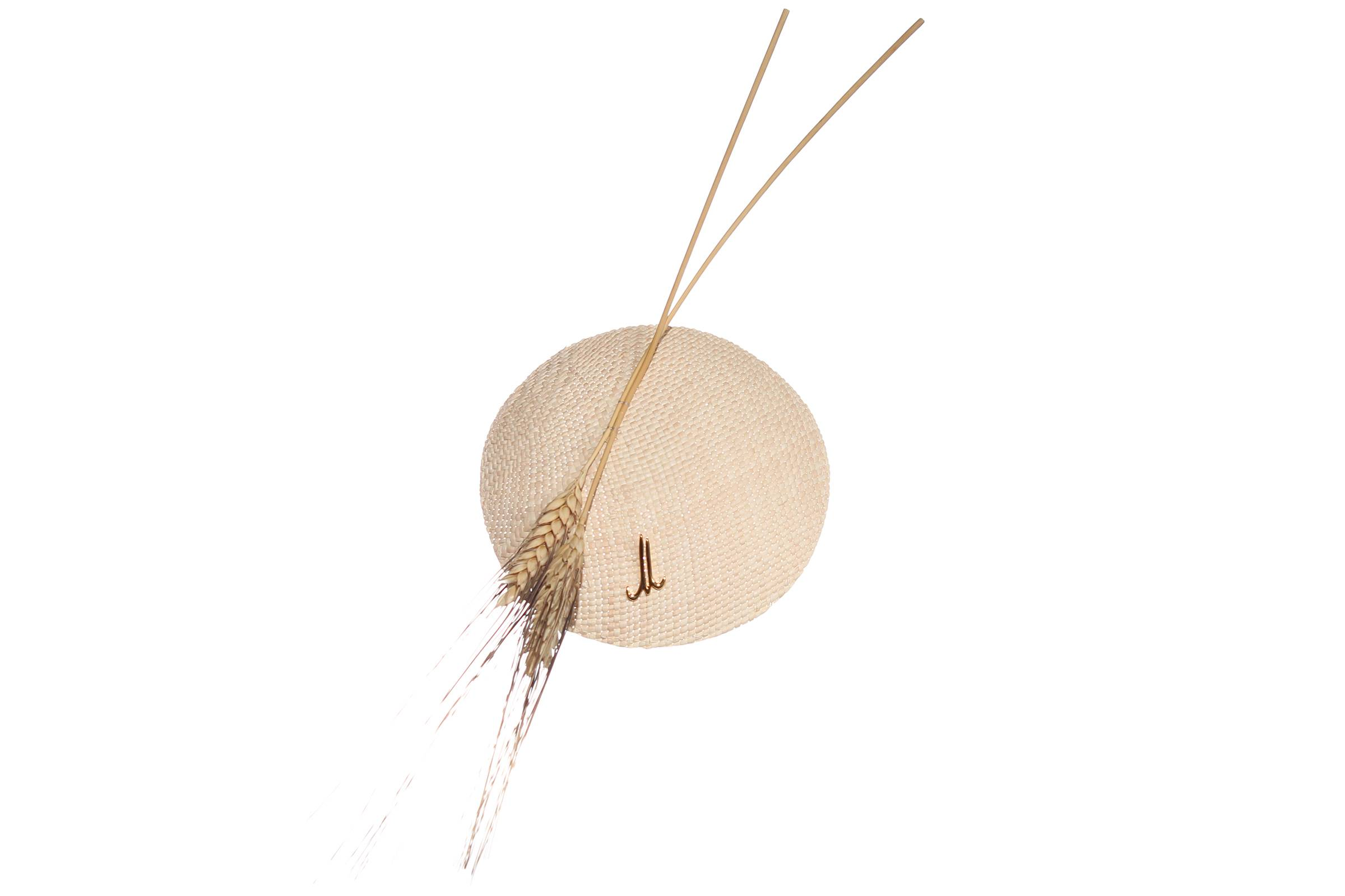 kippa LONE panama straw