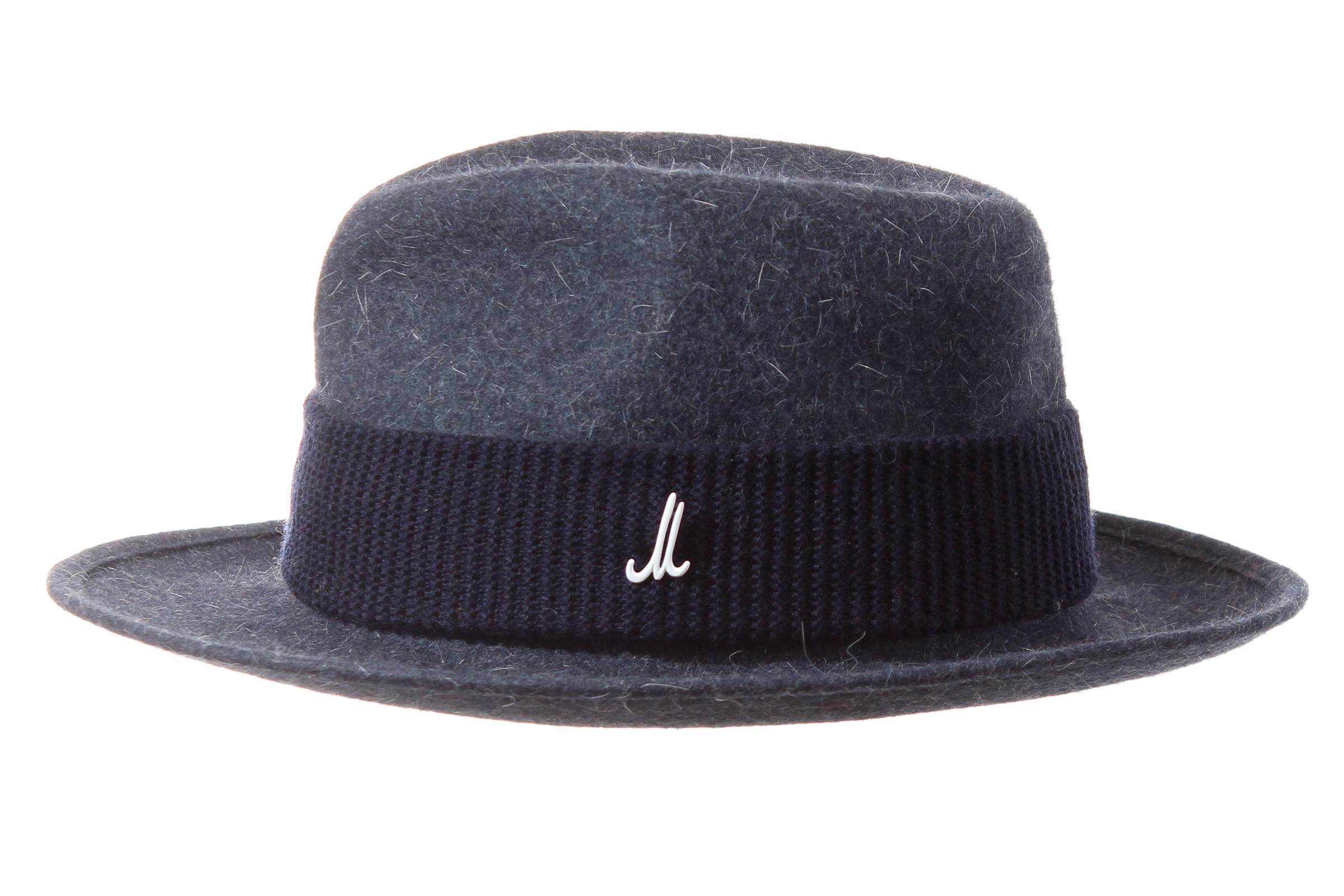 gentleman's hat PRINZ UDO fur felt superlight / MERINO HEADBAND