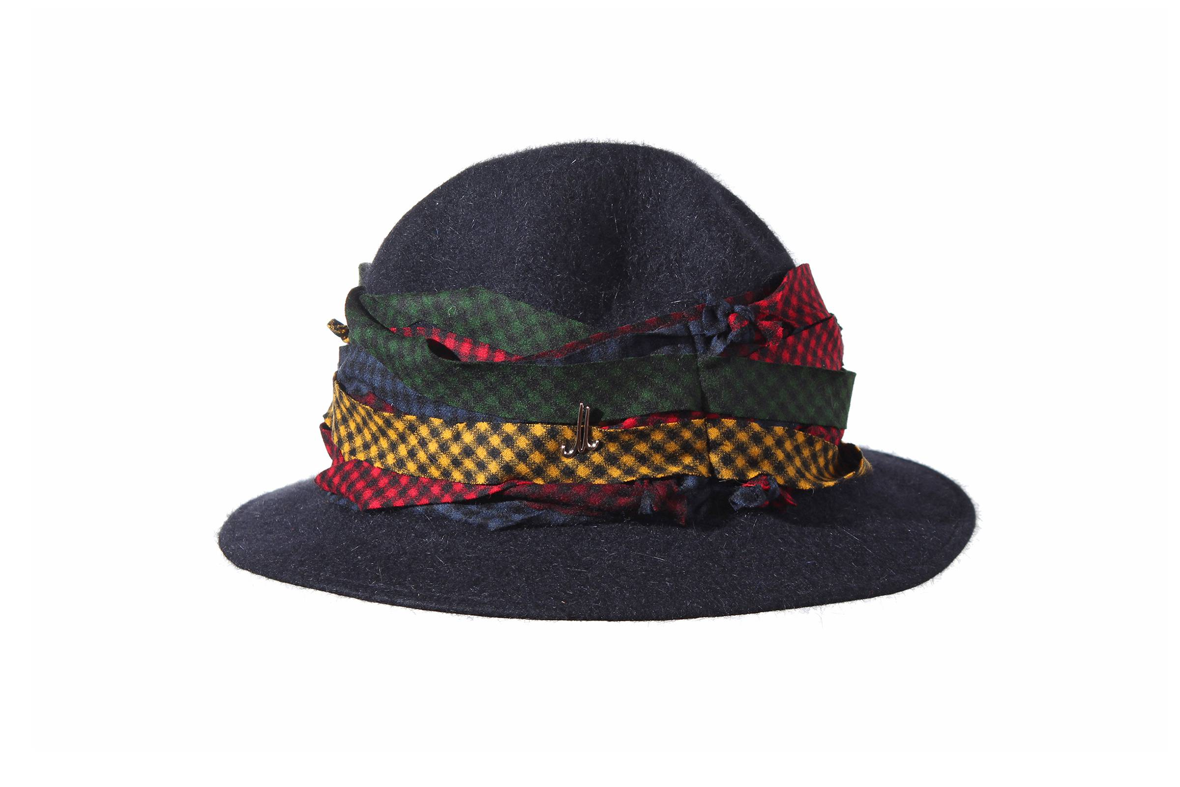 gentleman's hat MICK fur felt superlight
