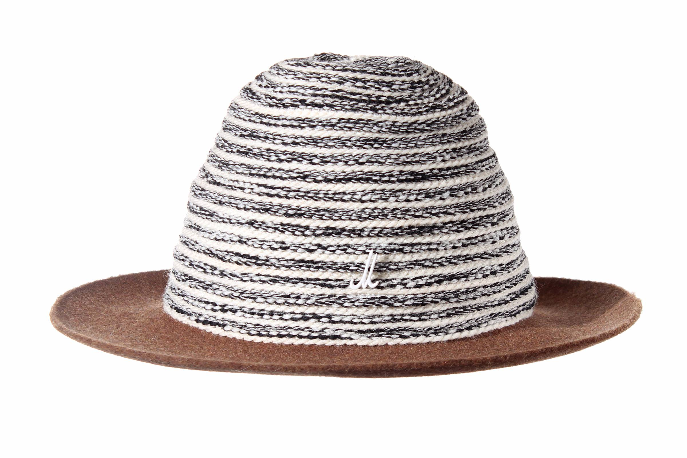 gentleman's hat URB UDO wool braid / wool felt