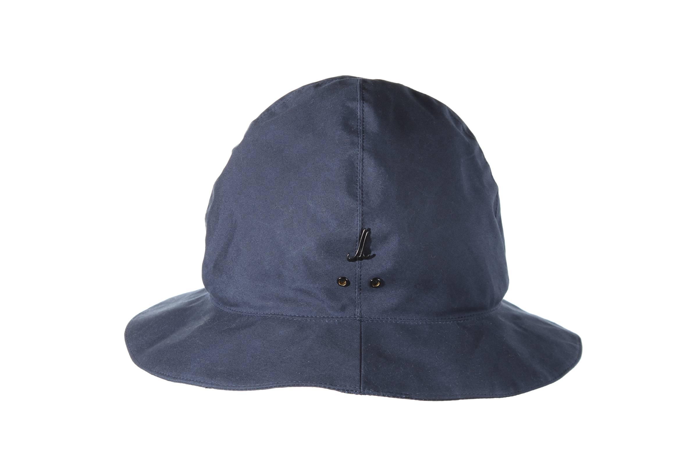 FRANCIS - rain hat - Baumwolle gewachst  34d5084ff4c