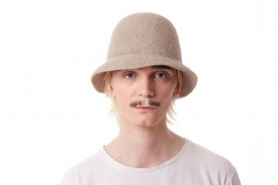 bucket hat DUKE SEPP melusine felt
