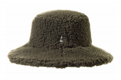 bucket hat LYDIA WOOL LAMB