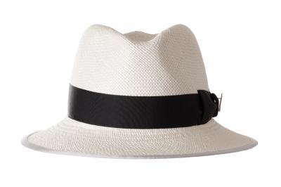 traveller GRAF panama straw / ribbon