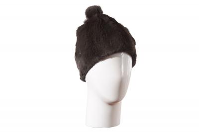 Mütze TESSA Kanin geschoren