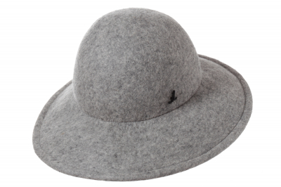 cloche NAJA GIGI wool felt soft