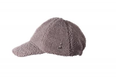 Kappe BASIL Curly Lamm / Moleskin