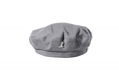beret NESSIE organic cotton sweat fabric