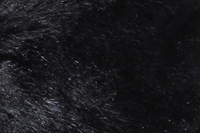 beret PENNY rabbit sheared