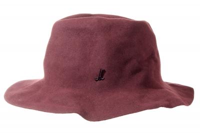 gentleman's hat PRINZ OSIP H antelope felt