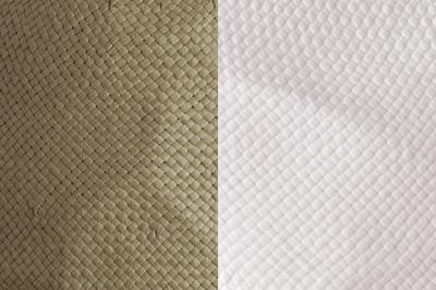 cloche DUKE LIA paper panama / paper panama