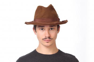 gentleman's hat UDO H antelope felt