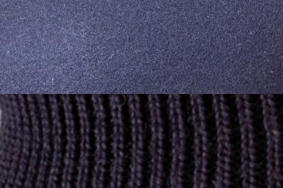 Cloche NAJA Wollfilz / Merinoborte breit