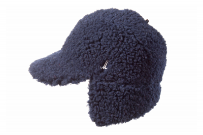 cap HUGO H WOOL LAMB