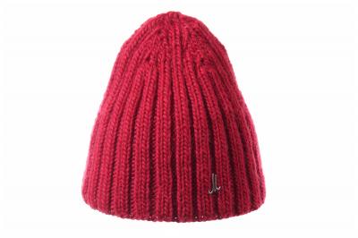 Mütze SERANO Schurwolle handgestrickt