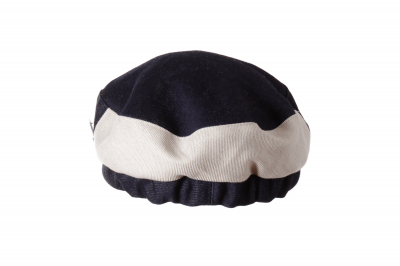 cap POPEYE linen cotton denim / linen cotton denim