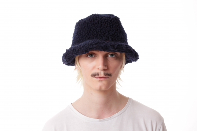 bucket hat MELCHIOR H WOOL LAMB
