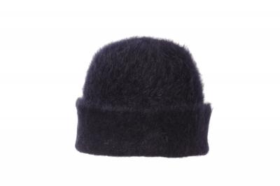 Basic-Mütze CORENTIN Angora/Wolle