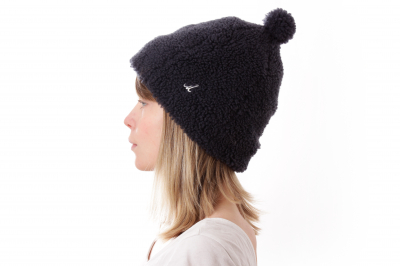 beanie ALPIN sherpa wool