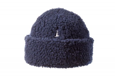 fold-up beanie TORIN WOOL LAMB
