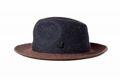 gentleman's hat DUKE fur felt superlight / fur felt