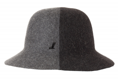 bucket hat DUKE FISHER fur felt / fur felt