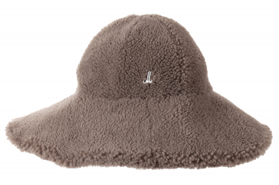 cloche OLIVIA sherpa wool
