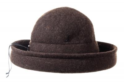 turn-up hat RESI RAMA H wool felt soft