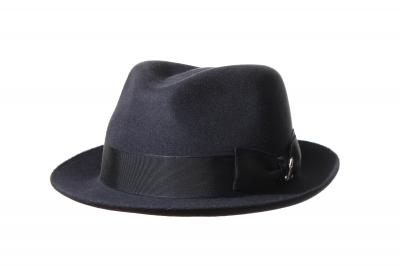 gentleman's hat GRAF THEO fur felt