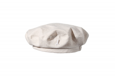 beret NESSIE linen/cotton