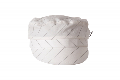 cap POPEYE cotton pinstripe