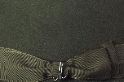 trilby KARL fur felt / ribbon