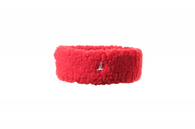 head band DORLI WOOL LAMB