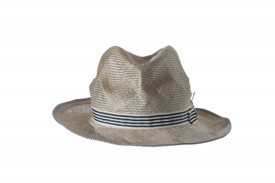 gentleman's hat UDO parasisol straw