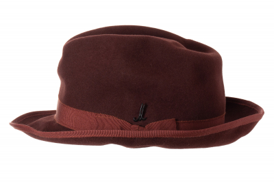 gentleman's hat GRAF THEO H antelope felt