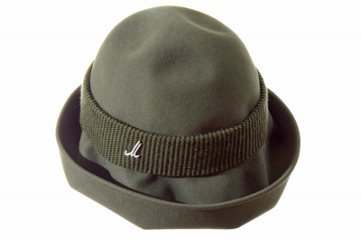 turn-up hat RESI REI fur felt superlight / MERINO HEADBAND