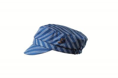 Kappe POPEYE Baumwolle Blaudruck