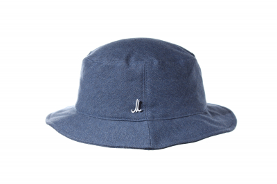 bucket hat MELCHIOR organic cotton sweat fabric