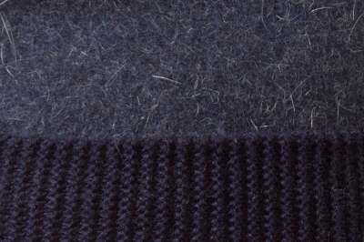 trilby KARL fur felt superlight / MERINO HEADBAND