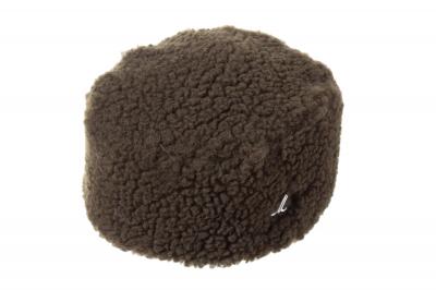 Toque ZAZA sherpa wool recycled