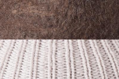 bucket hat RAM hand felted wool / merino brim wide