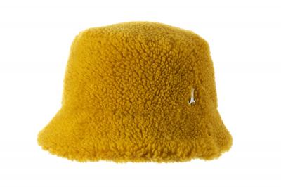 bucket hat TERRY sherpa wool
