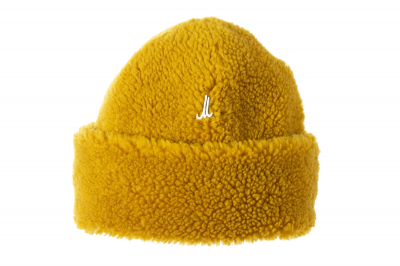 fold-up beanie TORIN sherpa wool