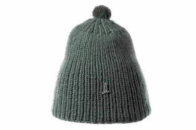 Mütze UTPAL Kaschmir handgestrickt