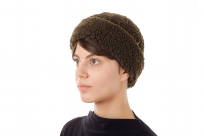 fold-up beanie JERIK WOOL LAMB