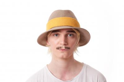 Traveller ART LEE Haarfilz superleicht / Merino-Stirnband